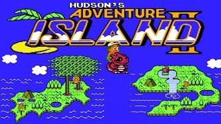 Adventure Island II NES, Остров приключений 2 денди [144]