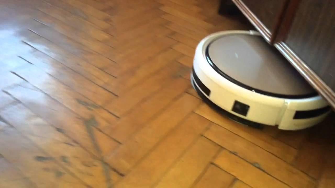 Ilife v5s робот пылесос