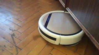 Робот-пылесос Chuwi ILIFE V5 pro(Хочу поделиться восторгом )) Если Вы думаете, что в вашем доме очень чисто, то вы можете разубедиться в этом,..., 2016-01-11T10:59:56.000Z)