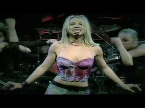 Britney Spears megamix live (It's Britney Bitch)