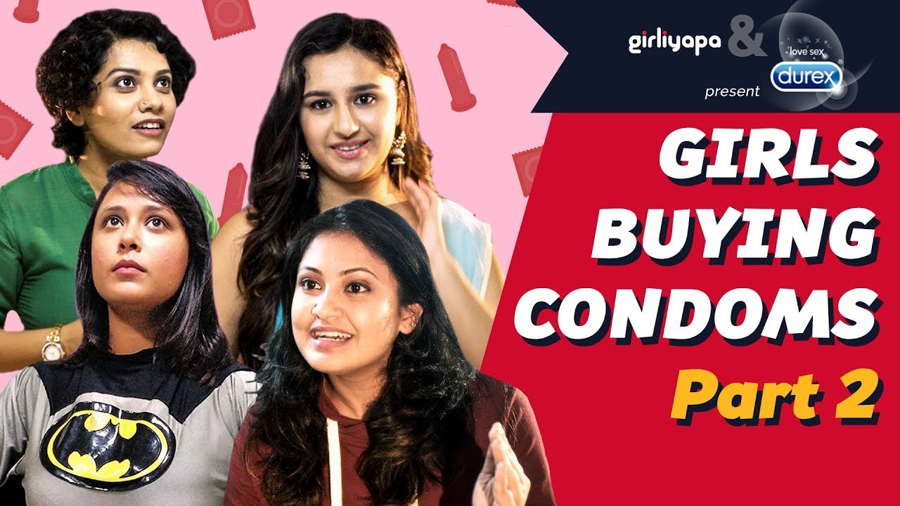 Girls Buying Condoms Again feat. Captain Nick | Girliyapa's ChickiLeaks