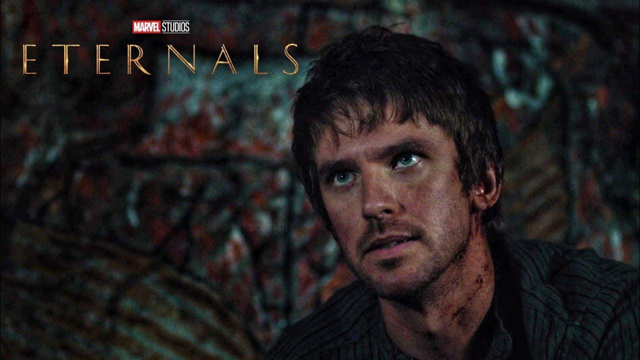 Dan Stevens playing Kro Role In Eternals ? | Dan Stevens Kro Hai Mujhe 2019 Se Pata Tha 😎