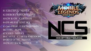 Download lagu Top 10 Best Songs for Gamers Playing Mobile Legends - Gaming Music  MLBB NoCopyrightSounds  NEFFEX 