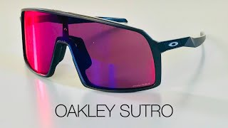 Oakley Sutro Unboxing & Detailed First look 👀