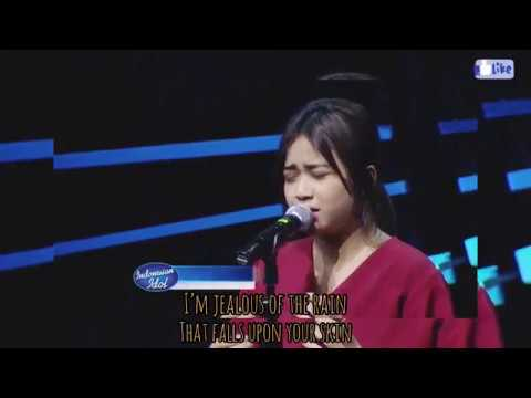 Jealous - Labrinth | Cover by Brisia Jodie (Bianca Jodie) idol dan liriknya (video original)
