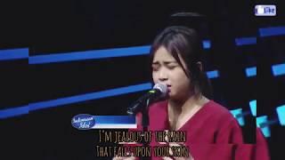 Jealous - Labrinth | Cover by Brisia Jodie (Bianca Jodie) idol dan liriknya (video original)