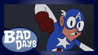 Captain America - Bad Days - Ep8