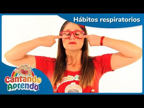 Hábitos respiratorios para niños y niñas | Respiración nasal | Labios Juntos - Cantando Aprendo
