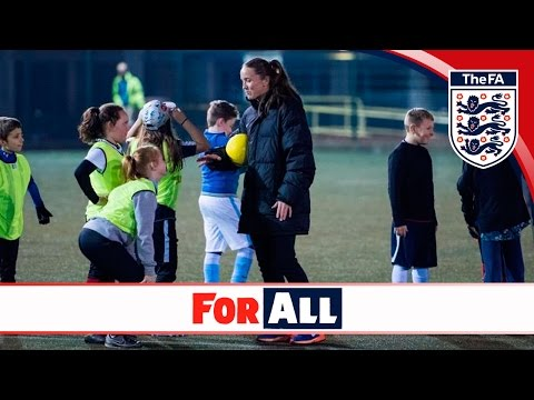 Casey Stoney: Life of Football | The FA For All