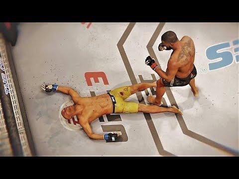 EA SPORTS UFC 3 ULTIMATE TEAM, ЖЕТОНОВ МНОГО НЕ БЫВАЕТ...