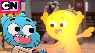 The Amazing World of Gumball | What is Love? | Cartoon Network