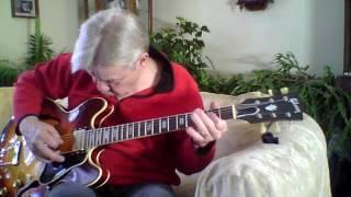 Maiden voyage- Vintage 1965 Gibson ES-335 Katrina survivor.
