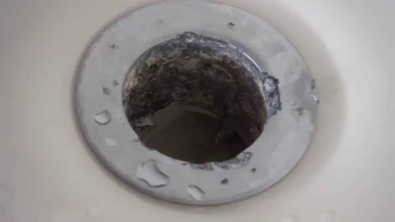 How To Remove A Corroded Bathtub Drain Youtube