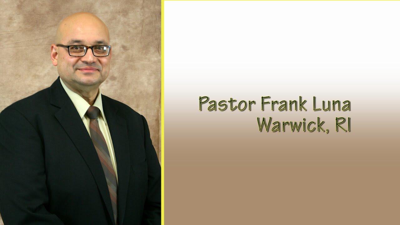 Pastor Frank Luna 04032016 Am The Door Christian