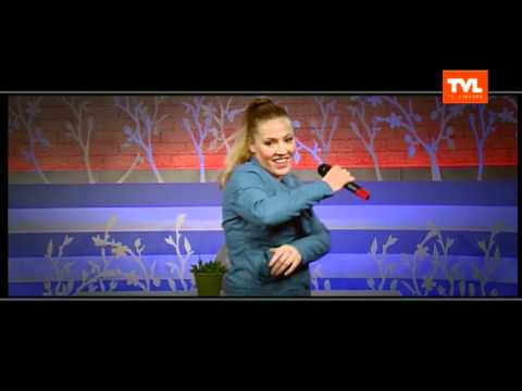 Valentina Monetta - The Social Network Song live in studioTVL