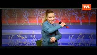 Valentina Monetta - The Social Network Song live in studioTVL