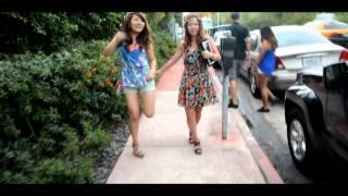 Repeat youtube video Pharrell Williams - Happy Miami Spring Break  Music Video + Lyrics