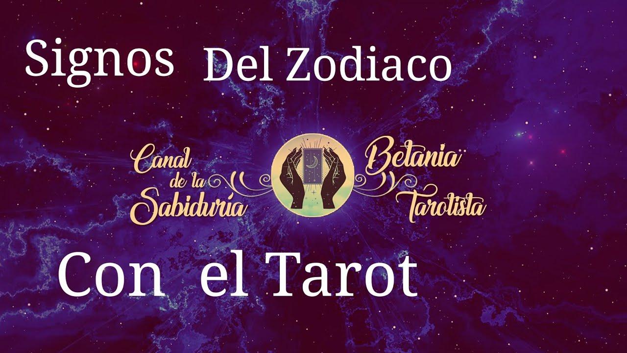 Signos Del Zodiaco Tarot Interactivo del Amor ❤💔🖤