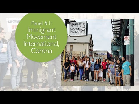 In/Out 2015 // Immigrant Movement International, Corona // Moore Graduate Studies