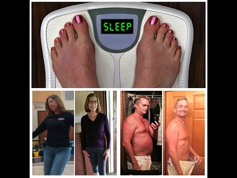 On Sleep and Weight Loss - and How To Work from Anywhere!