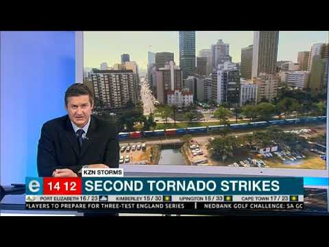 Another Tornado Hits In KZN