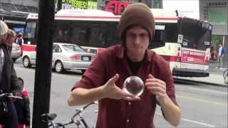 secret magic floating crystal ball | Magic crystal ball quantum levitation