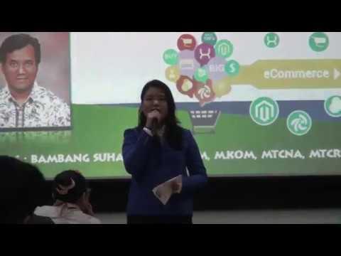 E-Commerce Seminar at Universal University