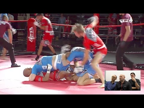 Muay Thai vs Pankration: Team MMA Fighting (TFC) - Sweden vs Latvia