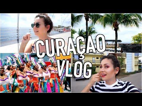 EEN WEEK OP CURAÇAO - CARNAVAL! 🎉