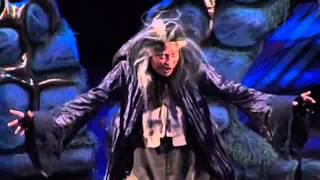 Детский спектакль «Принц Каспиан» в театре на Малой Бронной