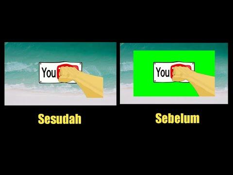 Full Download] Cara Edit Video Green Screen Menggunakan Kinemaster
