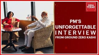 PM Modi Exclusive Interview Speaks On EVM Row Sadhvi Pragya Mamata Banerjee More Part 3