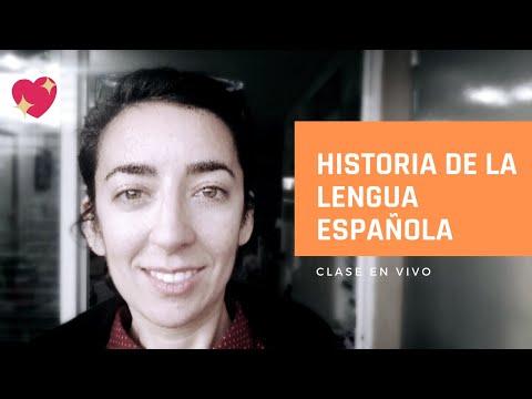 clase-en-vivo:-historia-de-la-lengua-espaÑola
