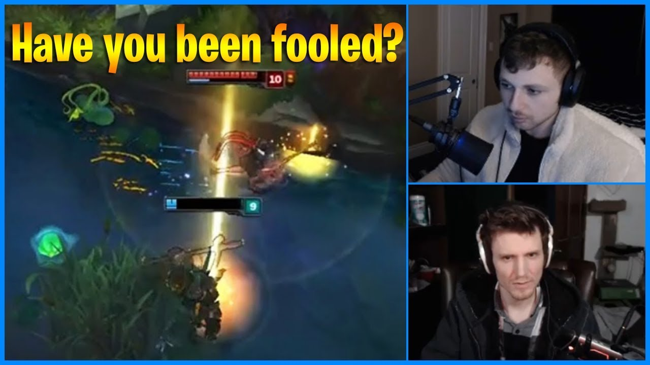 Every League of Legends Player Felt This Joke... LoL Daily Moments Ep 778 thumbnail