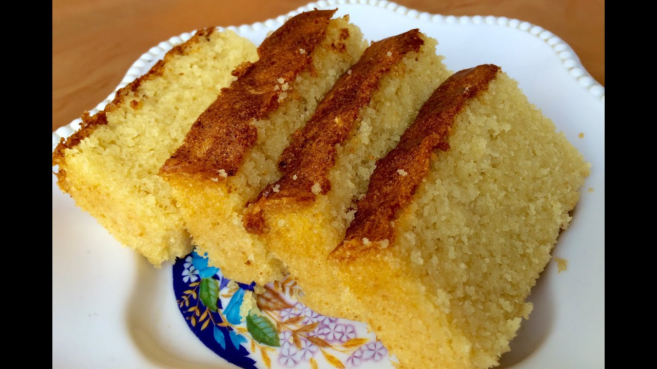 Eggless Vanilla Cake Recipe In Microwave By Sanjeev Kapoor