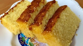 semolina rava mawa cake kitchen time with neha