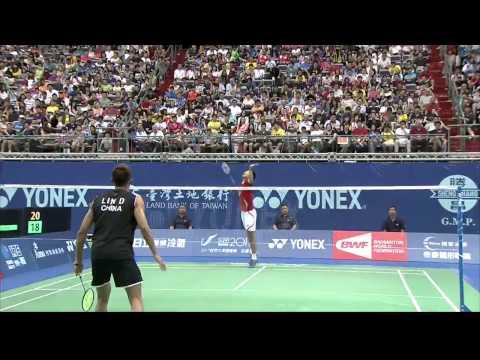 2014 YONEX CHINESE TAIPEI OPEN- F- MS - Match 4