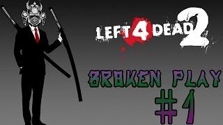 Left 4 Dead 2 #1 Tank Playground com a Broken Joystick!