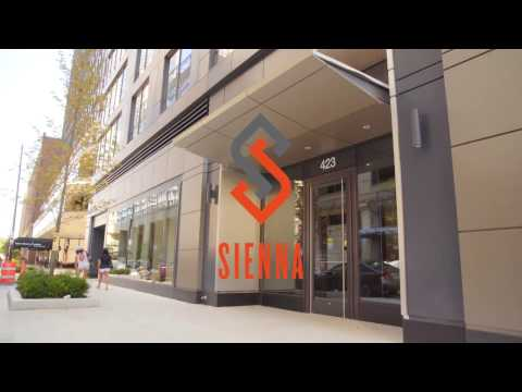 Tour Sienna - Streeterville's New Boutique Apartments