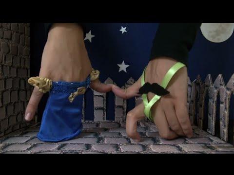 Finger Love Story | Finger Dance
