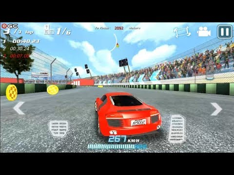 Racing Car Traffic City Speed - Sports Car Racing Games - Android Gameplay FHD #2