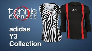 adidas Roland Garros Womens Y-3 Collection | Tennis Express