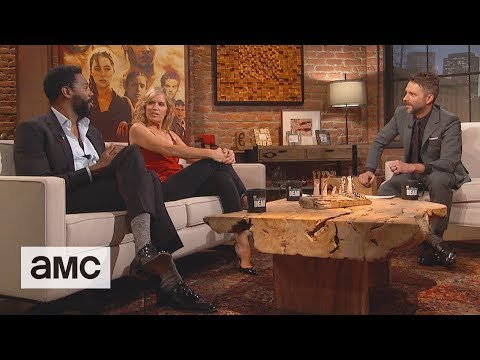 Talking Dead: 'What If Travis Made it to the Ranch?' Season Finale  Questions