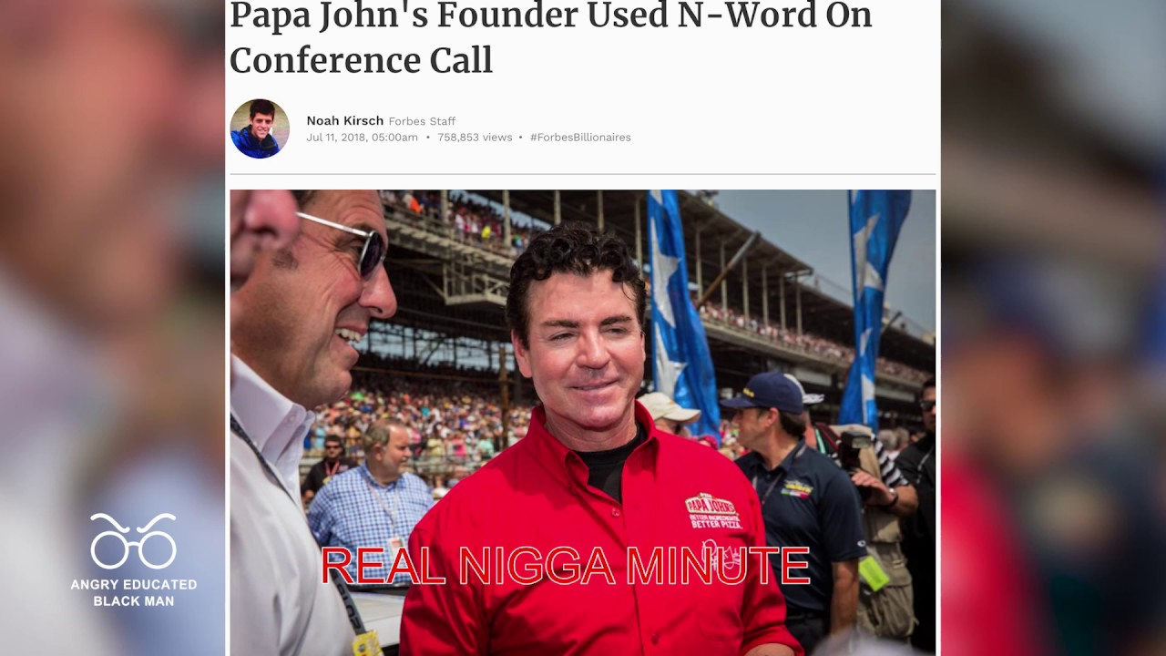 Fuck papa johns