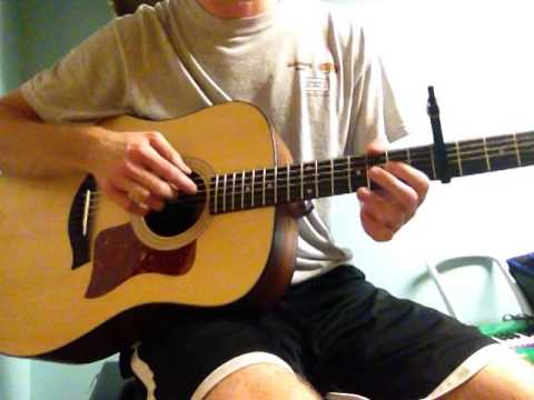 A Day To Remember- If It Means Alot To You- fingerstyle guitar cover ...