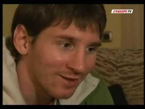 Messi Ballon d'Or 2009