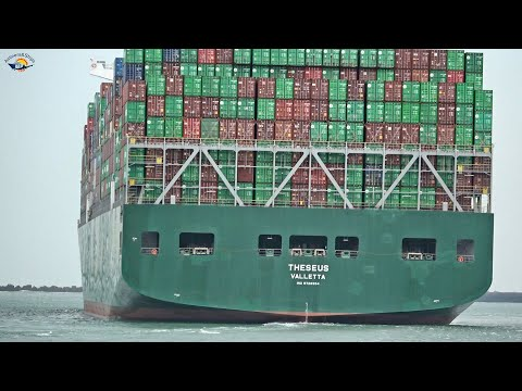 Shipspotting November 2020 at ROTTERDAM Port