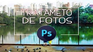 Tratamento de Fotos | Photoshop