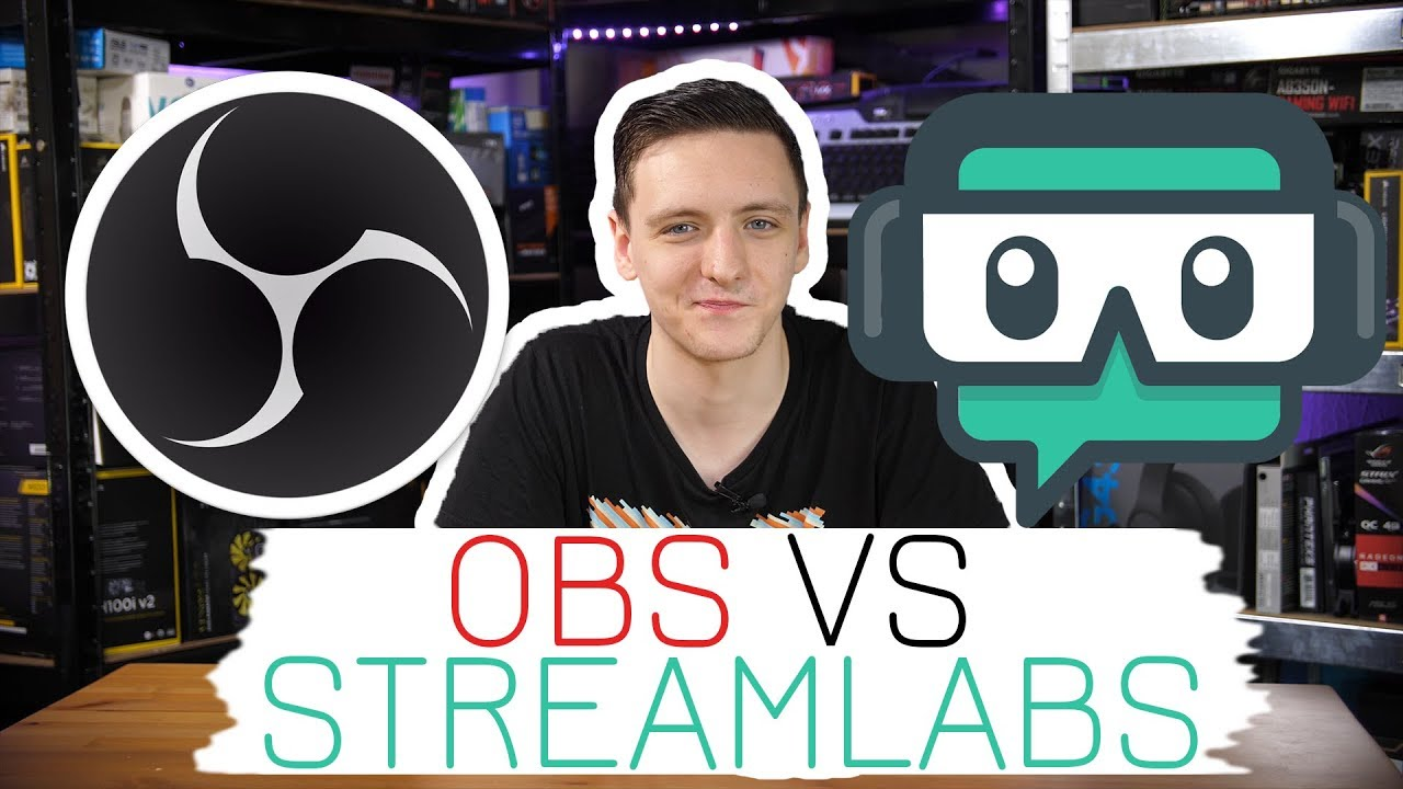 Streamlabs OBS vs OBS