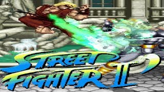 STREET FIGHTER II DELUXE 2 CE - PC LONGPLAY - EVIL KEN PLAYTHROUGH [NO DEATH RUN] (FULL GAMEPLAY)